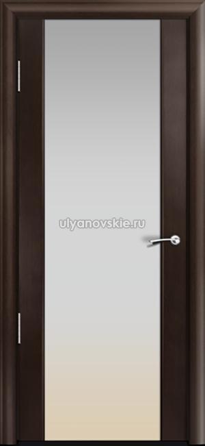 Мильяна Омега 2, Венге, Широкое белое