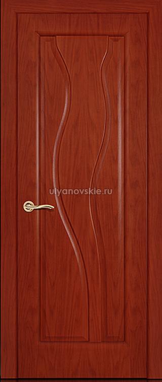 Дверь Ситидорс Сафари, Красное дерево, ДГ