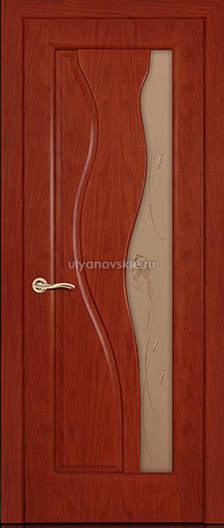дверь Ситидорс Сафари, Красное дерево, ДО