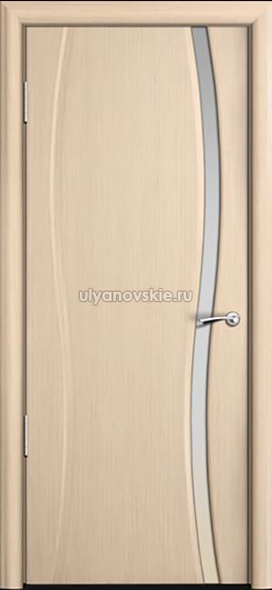 Мильяна Омега 1, Беленый дуб, Узкое белое