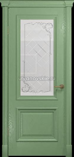 Art Deko Аттика 1 Фисташка, Эстель светлое стекло
