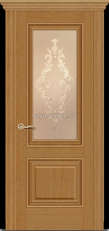 Ситидорс Элеганс 1 Светлый анегри, Стекло 1