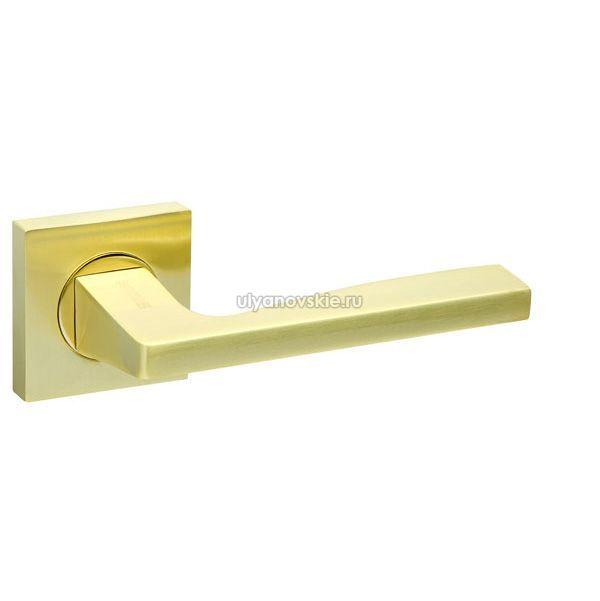 Ручка Fuaro KM Rock золото матовое