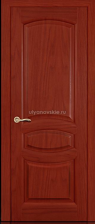 Дверь Ситидорс Топаз, Красное дерево, ДГ