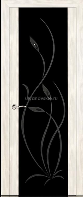 Ситидорс Янтарь, Белый ясень, Большое стекло