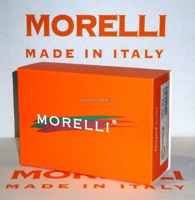 Ручка Morelli MH - 25 хром матовый
