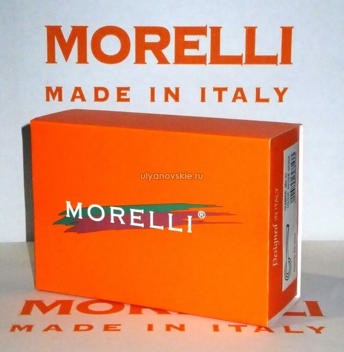 Ручка Morelli MH - 27 матовый хром