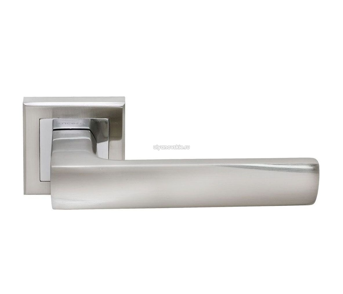Ручка Rucetti RAP 14-S SN/CP Белый никель/хром