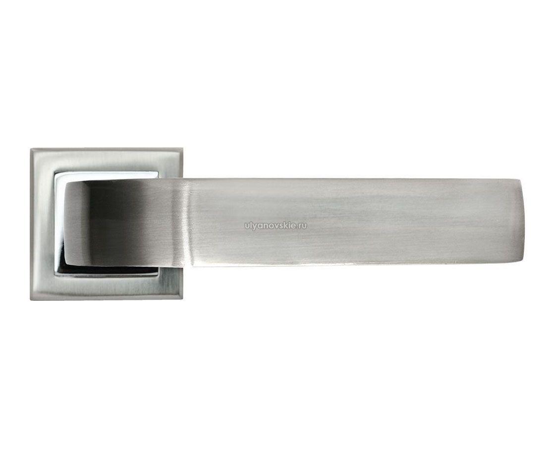 Ручка Rucetti RAP 15-S SN/CP Белый никель/хром