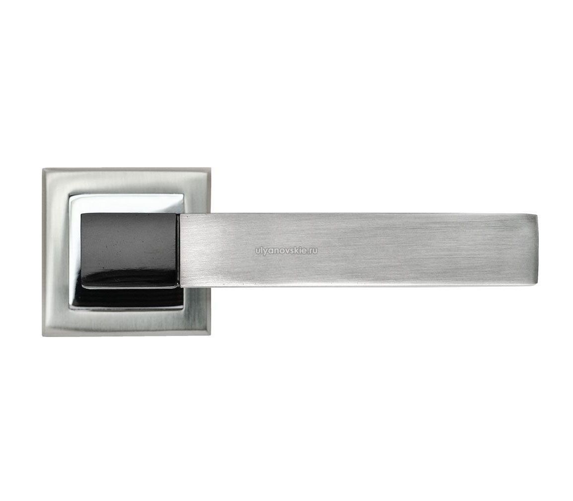 Ручка Rucetti RAP 16-S SN/CP Белый никель/хром