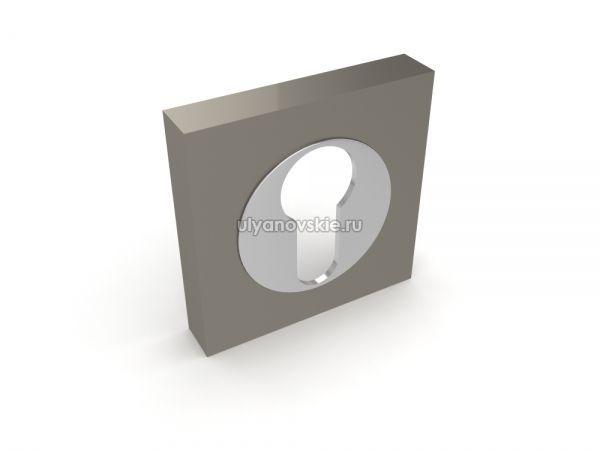 Накладка Fuaro серии KM ET никель