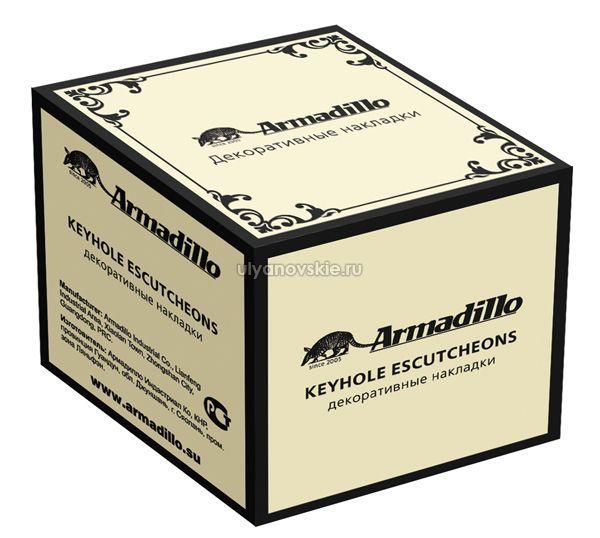 Накладка Armadillo Cylinder ET/CL-SILVER-925 Серебро 925