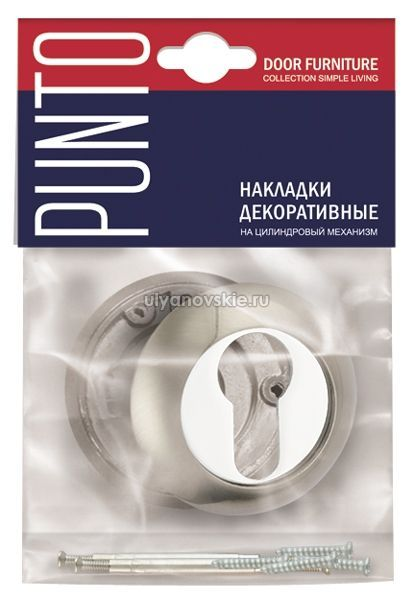 Накладка Punto ET TL-CFB-18 кофе глянец