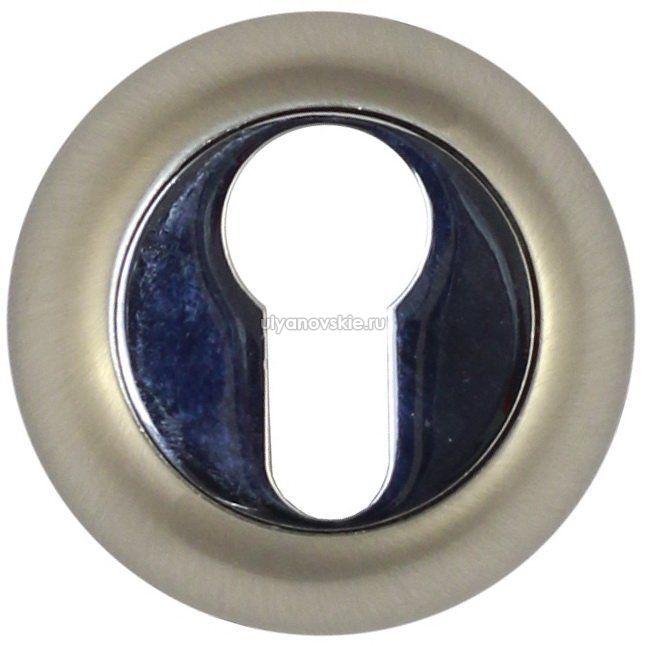 Накладка Vintage ETD матовый никель