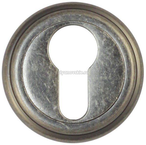 Накладка Vintage ET03AS состаренное серебро