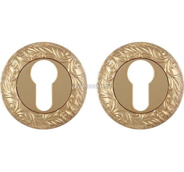 Накладка Fuaro серии SM ET золото матовое