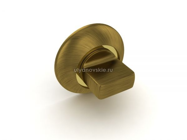 Фиксатор Fuaro RM BK6 бронза матовая