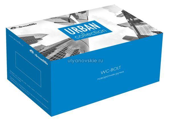 Фиксатор Armadillo WC-BOLT BK6/USQ-SN-3 Матовый никель