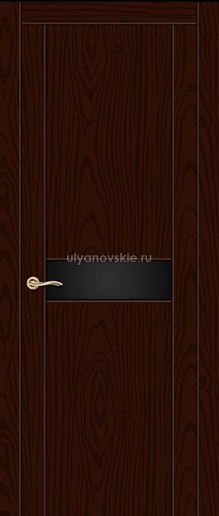 Ситидорс Турин 2, Ясень шоколад, ДО