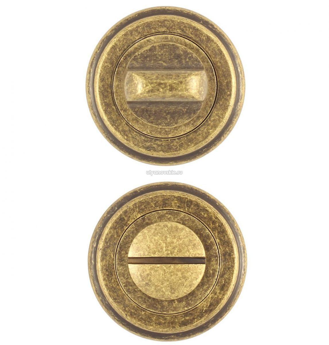 Фиксатор Vintage BK03BR Состаренная бронза
