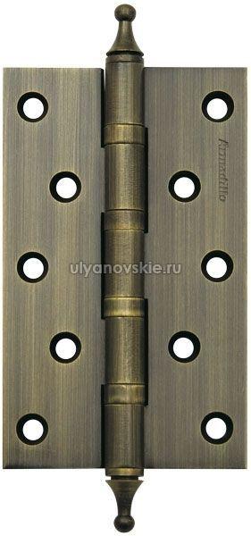 Петля Armadillo 500-A5 125х75х3 AB Бронза