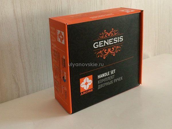 Петля универсальная Archie Genesis A030-G 4272 Кофе античный
