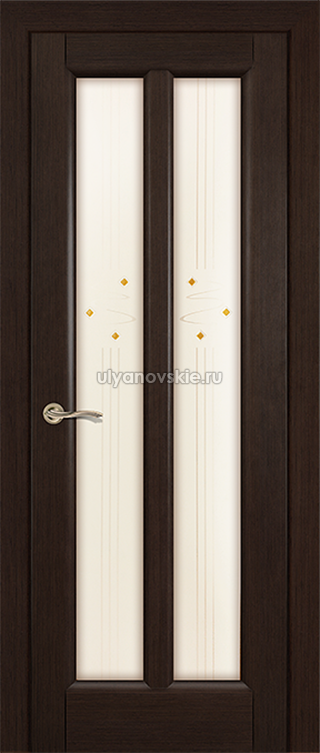 дверь Ситидорс Крит, Венге, ДО