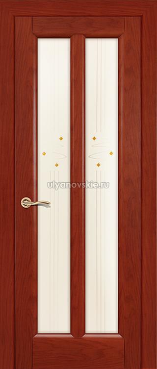 дверь Ситидорс Крит, Красное дерево, ДО